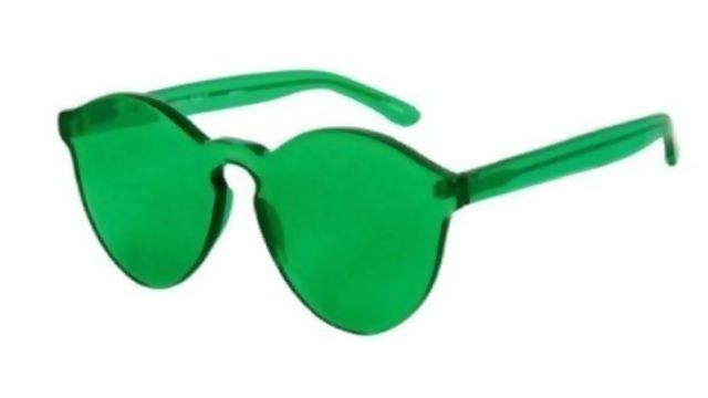 Renkli Güneş Gözlükleri