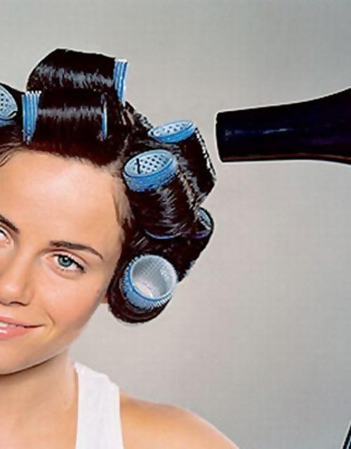 Saç Kurutma Makinesiyle Isı Desteği Sağlayın