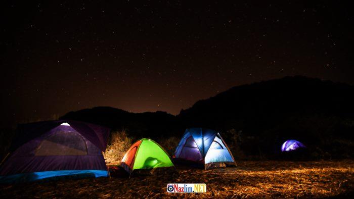 Rüyada kamp görmenin anlamı