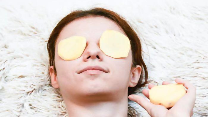 Patates İle Yapılan Cilt Maskeleri