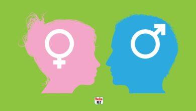 Kadın ve erkek arasındaki 38 fark