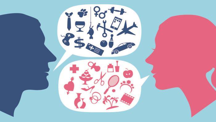 Kadınlar ve Erkekler Arasındaki Komik Farklar