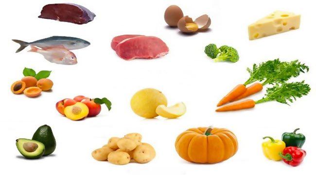 A vitamini nelerde bulunur?