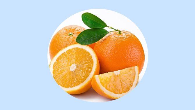 Yağlı ciltler için portakal kabuğu maskesi