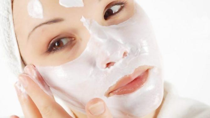 Yağlı ciltler için maske Suna Dumankaya